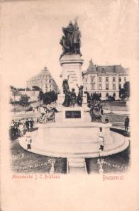 Fata monumentului