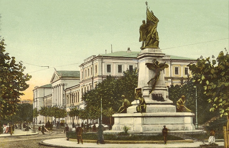 Imagini pentru statuia lui Ion C. Brătianu în Piața Universității din București,photos