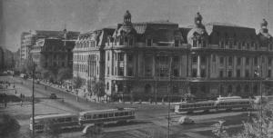 piata-universitatii-cu-tramvai-1957